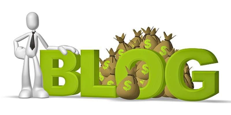 guadagnare blog sito web