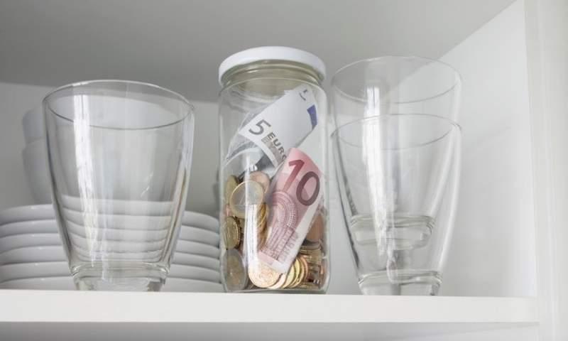 risparmiare soldi stipendio